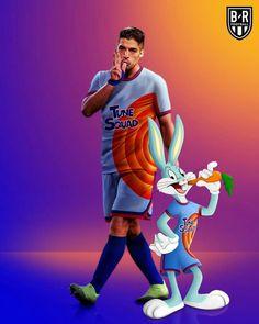Football Today, Space Jam, Looney Tunes, Fc Barcelona, Cristiano Ronaldo, Champion, Soccer, Wallpaper, Fashion