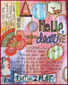 Journal Ideas by Teresa McFayden