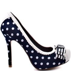 polka dots, always appropriate!