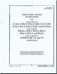 Beechcraft At Snb Aircraft Flight Handbook Instruction