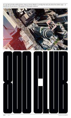 800 Club New York Times Magazine - Gail Bichler