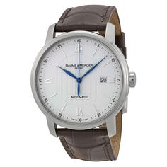 Baume and Mercier Classima Executives Automatic Men's Watch 08731 - Classima Executives - Baume & Mercier - Shop Watches by Brand - Jomashop