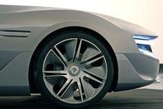 Future Car. Pininfarina Cambiano