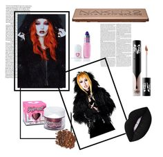 """Insta Inspo: Aycarter"" by messcoast ❤ liked on Polyvore featuring beauty, Sugarpill, Killstar, Anastasia Beverly Hills, Urban Decay and Kat Von D"