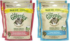 Greenies Dental Treats Variety Pack  Salmon  Ocean Fish -- Visit the image link more details.