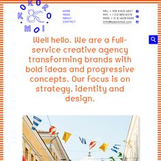 We are a full-service creative agency transforming brands with bold ideas and progressive concepts. Our focus is on strategy, identity and design. Kokoro, Ui Design, New Work, Identity, Concept, Website, Creative, User Interface Design, Personal Identity