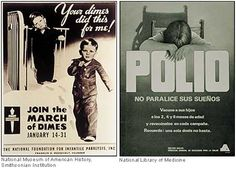 Polio posters