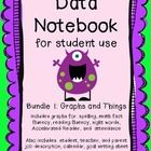 **Data Notebook is designed for use with The Leader in Me Program.** -Place all student graphs in a binder or folder. Data Notebooks can g. Student Data Folders, Data Binders, Student Data Notebooks, Literacy Assessment, Formative And Summative Assessment, Math Intervention, Teaching Time, Teaching Reading, Teaching Ideas
