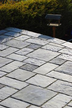 Using CHEAP Concrete Block , You Can Create The Look Of Stone Pavers! |  Remodelaholic Contributors | Pinterest | Concrete, Stone And Backyard