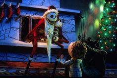 <p>ANNERLEDES JUL: Jack Skellington prøver å gjøre julen mer som Halloween.<br/></p> Fair Grounds, Wrestling, Jack Skellington, Halloween, Lucha Libre, Spooky Halloween