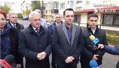Zona străzii Udriste Năsturel a fost reabilitata și modernizată. Președintele CJD, dl Adrian Țuțuianu, s-a declarat mulțumit de activitatea administrației târgoviștene. Lucrarile la locul de joacă din zona străzii Udriste Năsturel au fost finalizate. S-au făcut lucrări de reabilitare și modernizare în zone ale municipiului unde de zeci de ani nu se mai intervenise.