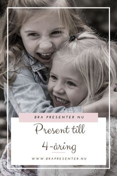 Bra presenter till 4-åringar - En sida med många fina och roliga födelsedagspresenter som passar fyraåringar.