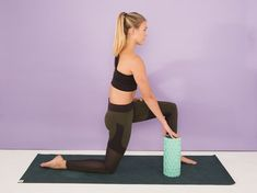 Psoas stretch 10 great stretches to do after a workout Lower Body Stretches, Lower Body Muscles, Workout Plan For Men, Workout Plan For Beginners, Psoas Stretch, Psoas Release, Quad Stretch, Challenge, Psoas Muscle