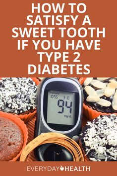 Just because you have type 2 diabetes doesn't mean you can't ever let anything sweet pass your lips again. With a bit of strategizing, there are ways you can satisfy your cravings from time to time.