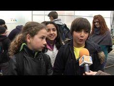 Alunos da EB 2/3 Alfornelos visitam Viveiros Municipais e Assinalam Dia da Floresta - YouTube