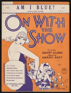 Show all images of sheet music covers for illustrator '? Loretta Young, Sheet Music Art, Vintage Sheet Music, Music Sheets, Music Covers, Album Covers, Ethel Waters, Blue Words, Sheet Music