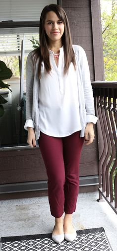 Chic business casual wear.   Office Style