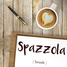 Parola del giorno / Word of the day: Spazzola (brush). È difficile trovare una spazzola che sia perfetta per i miei capelli. = It is difficult to find a brush that is perfect for my hair. Learn more about this word and see example phrases by visiting our website! #italian #italiano #italianlanguage #italianlessons