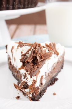 Mississippi Mud Pie - Living Better Together