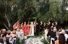 The Parker Palm Springs Wedding: Bridget + Mike | #PalmSprings
