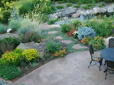 Water Wise Landscape Design Ideas, Pictures, Remodel, and Decor