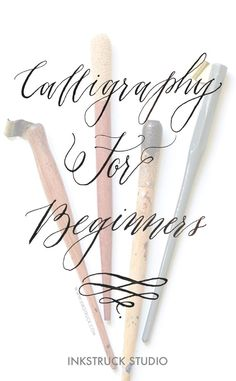 Calligraphy for beginners -Basic supplies| Zakkiya Hamza of Inkstruck Studio