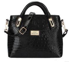 508ecc77ae11 Luxury Crocodile Handbag Women Bag Designer Brand Female Alligator Shoulder  Crossbody Bag Neverfull Sac A Main