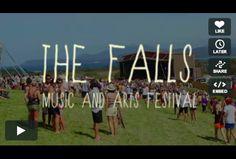 The Falls Music & Arts Festival - Dec. Festival Style, Art Festival, Festival Fashion, Swimming With Whale Sharks, 28 December, Tasmania, Festivals, Melbourne, Typography