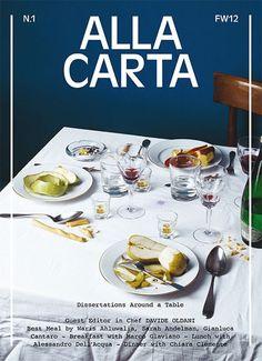 'Alla Carta' traz discussões apetitosas