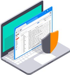 Safe emailing | Avast Illustrations, Mantle, Pictures, Illustration, Illustrators
