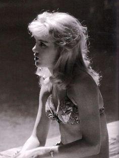 Sue Lyon as Stanley Kubrick's Lolita