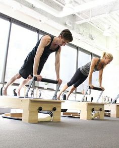 Working with an Oak Fitness Club Pilates Instructor will change your body in a way that you've never experienced before.