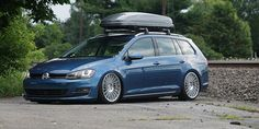 VW Golf Sportwagen Rotiform