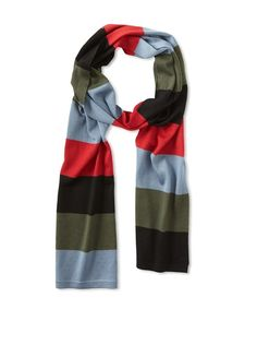 Cullen Men's Multi Color Bold Stripe Scarf at MYHABIT Men Accesories, Accessories, Mens Clothing Styles, Men's Clothing, Striped Scarves, Bold Stripes, Bold Colors, Must Haves, Men's Apparel