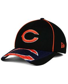 8e7332495eb New Era Chicago Bears Hex Charge 39THIRTY Cap Men - Sports Fan Shop By Lids  - Macy s