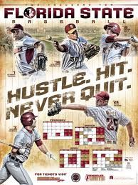 Make sure cheer on the 'Noles at the first baseball game on February 15!