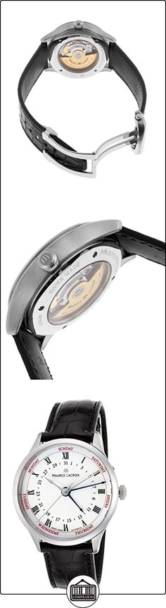 Maurice Lacroix Masterpiece Reloj Automático para Hombre mp6507-ss001-112  ✿ Relojes para hombre - (Lujo) ✿