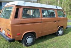 10K Original Miles – 1982 VW Vanagon Westfalia Camper Diesel Auction in North Carolina Ends May 11th