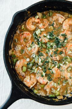 Recipe: Shrimp Etouffée — 5 Fall Soups and Stews from Nancie McDermott