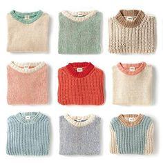 Spring Vibes  in 100% Spanish Cotton ♻️ at babaa.es #allnatural #craftedinspain #babaaknitwear