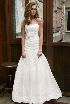 Galina Exclusively at David's Bridal