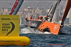 Congratulations to @TeamAlvimedica, winners of the first @volvooceanrace in-port race.  Watch the race here...