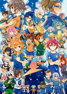 Tu veux des images SUBLIMES du manga Inazuma Eleven? Alors tu es au b… #nonfiction # Non-fiction # amreading # books # wattpad