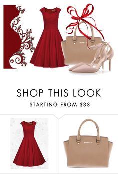"""***"" by mercija ❤ liked on Polyvore featuring Michael Kors"
