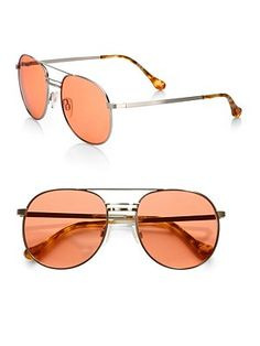b22cc2fd27ee5 Elizabeth and James Boyfriend Aviator Sunglasses Cute Sunglasses