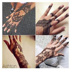 """Your Henna Tattoo - 5sos Preference"" by sammie-122xx ❤ liked on Polyvore featuring moda, Hai, 5sospreferences e Sammiespreferencesxx"