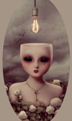 Juxtapoz Magazine - Reader Art: Malgorzata Jasinska | Reader Art
