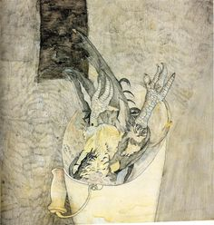 Lucian Freud - works on Paper