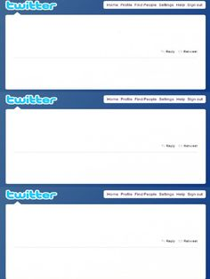 blank twitter profile template - twitter template blank teaching goodies group board