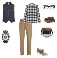 """4.Гефест"" by kerrigrand on Polyvore featuring Joseph, Yves Saint Laurent, EyeBuyDirect.com, Levi's, Polo Ralph Lauren, FOSSIL, Brunello Cucinelli, men's fashion и menswear"